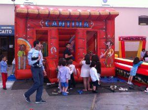 Castillo Cantina huelva