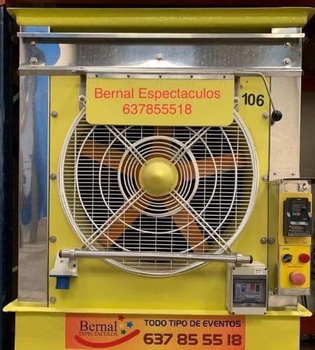 Refrigerador de aire huelva